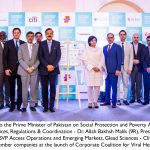 GILEAD ANNOUNCES A CORPORATE COALITION WITH 12LEADING COMPANIES TO ELIMINATE VIRAL HEPATITIS IN PAKISTAN BY 2030