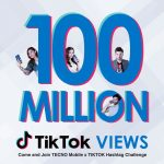 Spark The Speed Challenge reaches an enormous total of 100 Million Views!