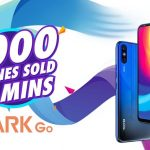 Tecno Spark Go makes record breaking sales on the first day of its release!