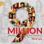 Pakistan's No. 1 and Fastest Growing Mobile Account Crosses 9 Million Monthly Active Users