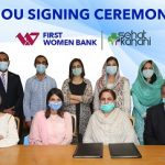 First Women Bank &amp Sehat Kahani Partnership to Promote SMES