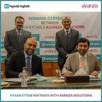 Avanza Solutions and Hysab Kytab sign a strategic partnership agreement to boost the digital financial inclusion of customers
