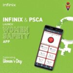 Prioritizing women safety Infinix Pakistan join hands with PSCA