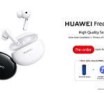 Last All Day, Music All the Way – Introducing the HUAWEI FreeBuds 4i