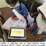 SABAQ DIGITAL LEARNING INITIATIVE IN RURAL SINDH TO IMPACT MORE THAN 20,000 STUDENTS